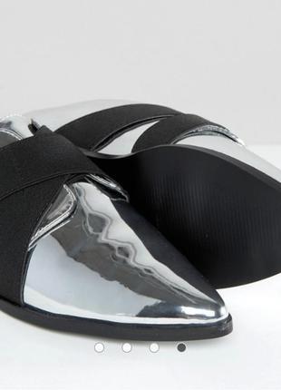 Туфли балетки asos2 фото