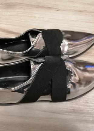 Туфли балетки asos6 фото