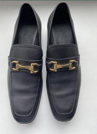Мужские туфли salvatore ferragamo оригинал италия