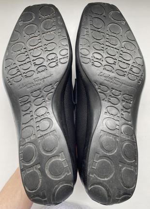 Мужские туфли salvatore ferragamo оригинал италия4 фото