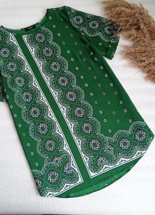 ✨шикарна , легенька блуза зеленого кольору ✨