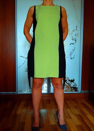 Стильное платье с бахромой alisee