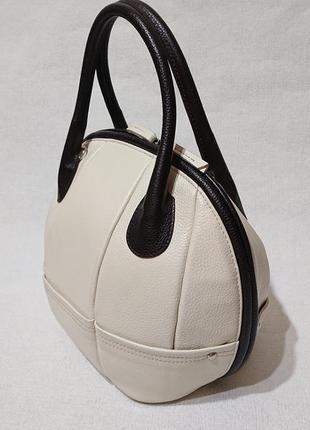 Женская летняя сумочка кожаная сумка кожа