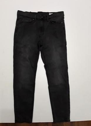 Фирменные джинсы скинни 34р.
