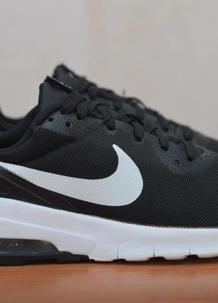 Черные женские кроссовки с баллонами nike air max motion, 38 размер. оригинал