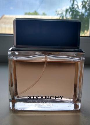 Givenchy dahlia noir eau de parfum 75 ml  женская парфюмированная вода