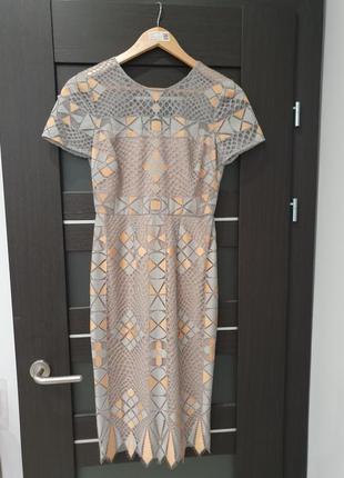 Коктельное платье bcbgmaxazria. оригинал