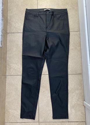 Кожаные штаны/лосины