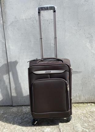 Чемодана большой на колёсах, дорожный средний чемодан на колёсах, валіза дорожня на колесах2 фото