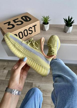Женские, мужские кроссовки adidas yeezy boost 350 v2 marsh