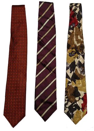 Шелковые галстуки canali