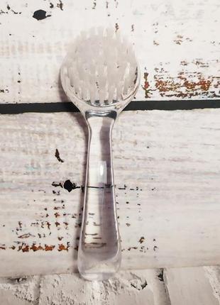 Кисть щетка от пыли для ногтей маникюра кість щітка від пилу для нігтів манікюру