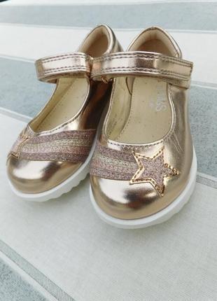 👣отличные детские сандали./marks&spencer/uk6/eu23/14,5cm/состояние новых..👣
