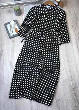 Сукня міді від warehouse