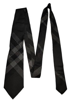 Шелковый галстук burberry london