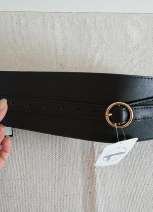 Женский широкий  пояс ремень немецкого бренда accessoires by c&a европа оригинал