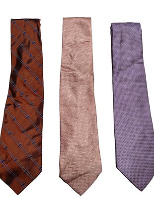 Шелковые галстуки valentino