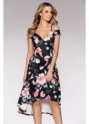 Шикарное платье quiz