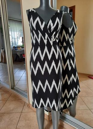 Стильное асимметричное платье 👗 маленького размера