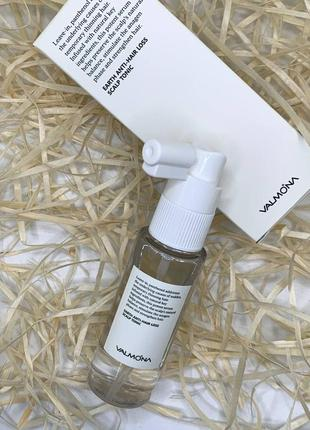 Спрей для кожи головы против выпадения волос valmona  earth anti-hair loss scalp tonic