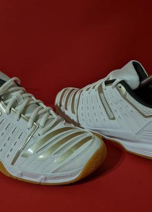 🔥распродажа adidas essence 12 court 38.5р. 24.5см кроссовки волейбол, гандбол, теннис1 фото