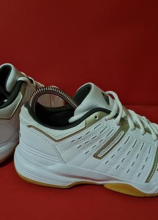 🔥распродажа adidas essence 12 court 38.5р. 24.5см кроссовки волейбол, гандбол, теннис4 фото