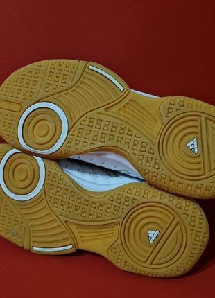 🔥распродажа adidas essence 12 court 38.5р. 24.5см кроссовки волейбол, гандбол, теннис6 фото