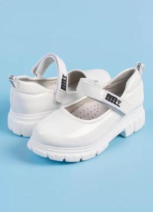Туфли для девочек , разные модели.