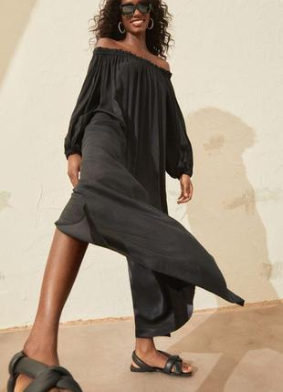 Длинное платье,  h&m,  originally