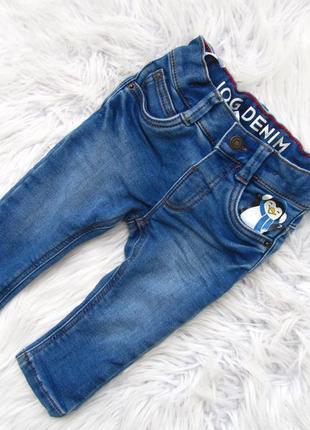 Джинсы штаны брюки c&a
