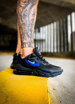 """Кроссовки nike air max 270 react just do it"""" black """""""