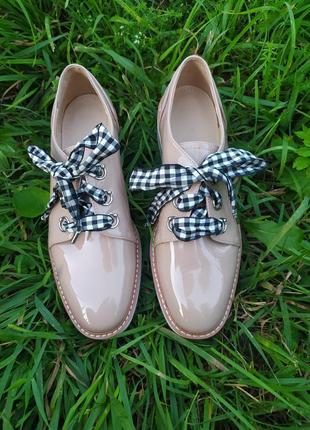 Оксфорды, лоферы, туфли