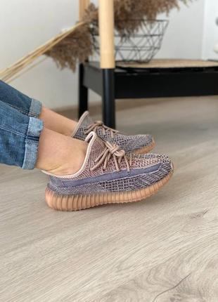 Женские кроссовки adidas yeezy boost 350 fade