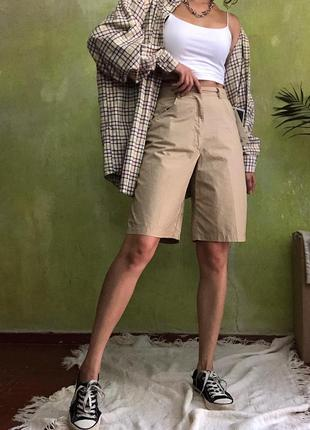 Шорты бермуды карго длинные винтаж vintage