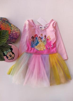 Платье фирмы h&mю