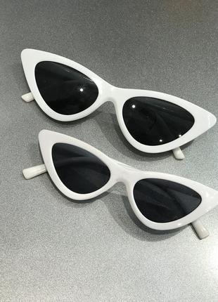 Солнцезащитные очки мама + дочка