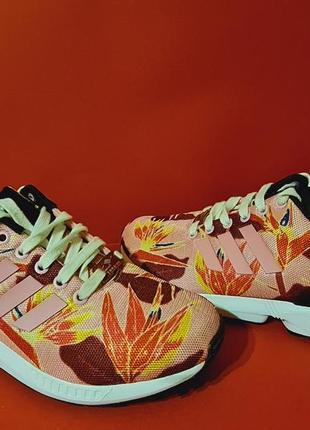 🔥распродажа adidas zx flux 40.5р. 26см кроссовки