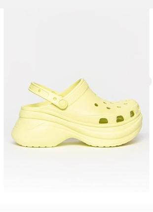 Кроксы на платформе оригинал crocs