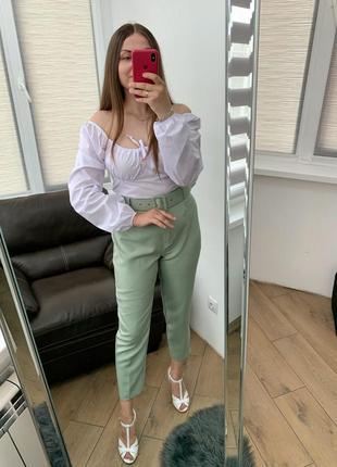 Блуза біла