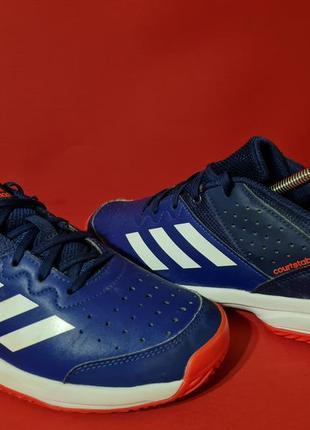 Adidas court stabil 39р. 25см кроссовки волейбол, гандбол, теннис