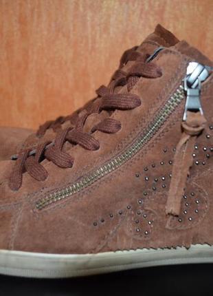 Качественные ботиночки gabor