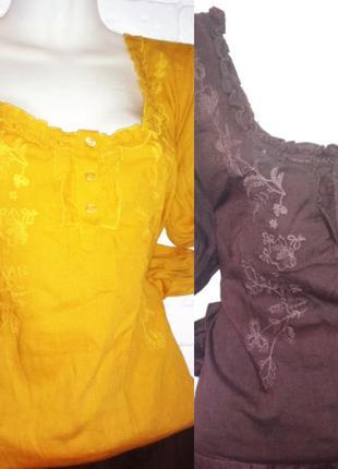 Блуза-вишиванка