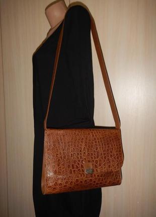 Кожаная сумка nazareno gabrielli