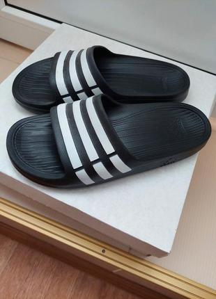 Шлепанцы р.37 , р.36 adidas