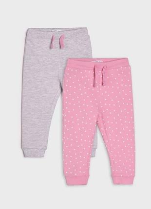 Спортивні штанішки для дівчинки