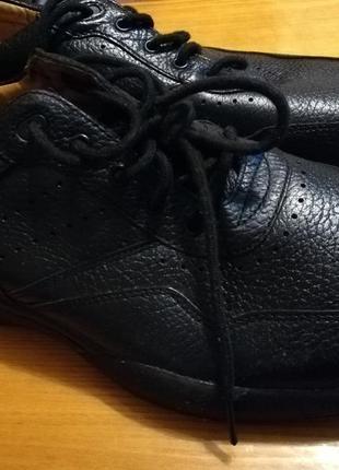Кожаные туфли большой размер5 фото