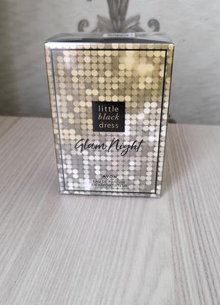 Парфумна вода avon little black dress glam night 50 мл
