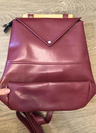 Рюкзак эко кожа