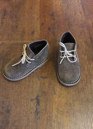 Демисезонные ботинки kangol размер 25,5