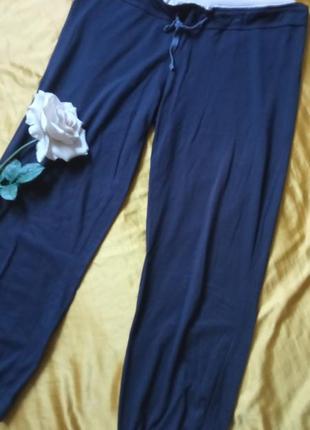 Темні штани для дому 38-42р